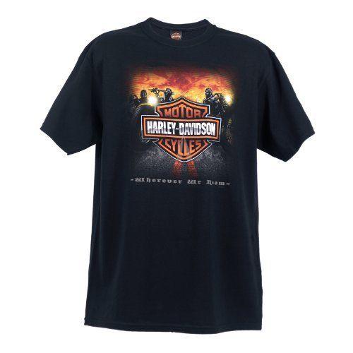 Harley Davidson Rome Italy Shirt
