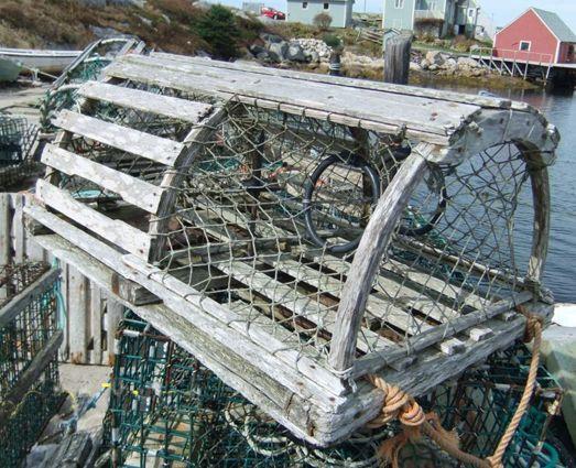 Lobster Trap | Coastal Living | Pinterest