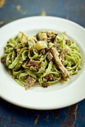 Stinging Nettle Pasta | Recipe