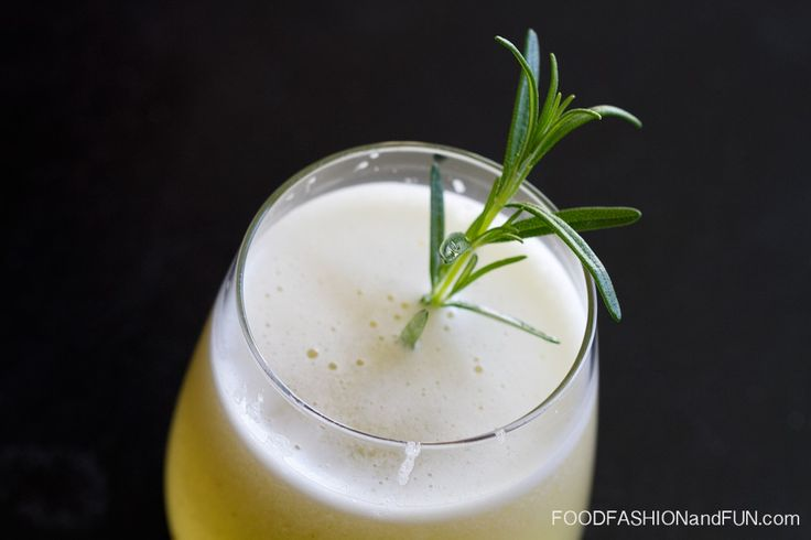 Asian Pear And Rosemary Sparklers Recipes — Dishmaps