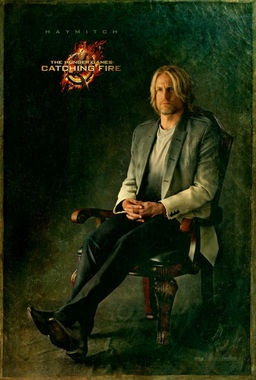 Hunger Games: Catching Fire' Portraits: Haymitch (Woody Harrelson)