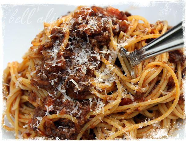 Ragu' alla Bolognese (Bolognese Sauce) | Recipe