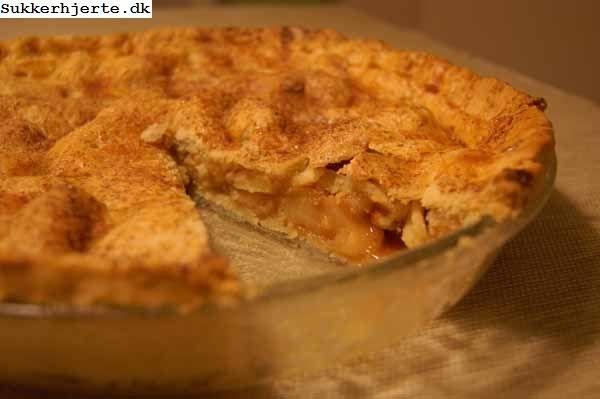 Double Crust Apple Pie | • Skandinaviske kaker & desserter | Pinte ...