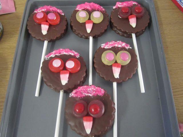 Moon Pie Owl treats.   preschool   Pinterest