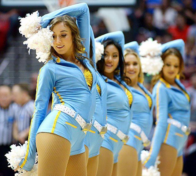Ucla cheerleader upskirt