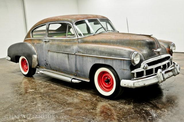 1949 chevrolet deluxe rat rods pinterest for 1949 chevy fleetline deluxe 4 door