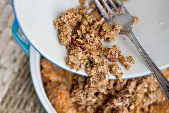 Sweet Potato Oatmeal Breakfast Casserole | foodie | Pinterest