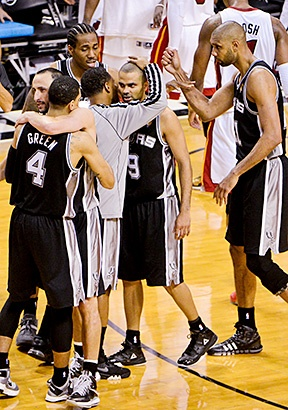 san antonio spurs memorial day miracle