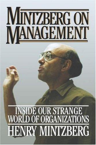 mintzberg management interpersonal essay