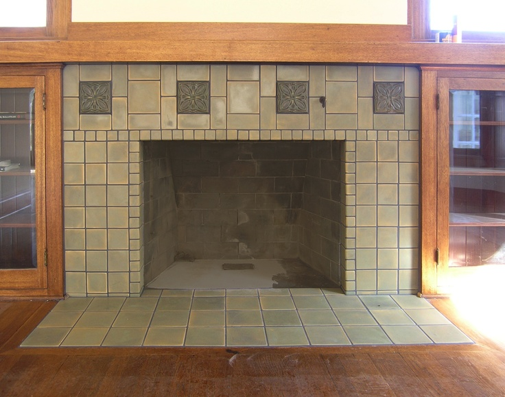 field tiles by pasadena craftsman tile deco by motowi