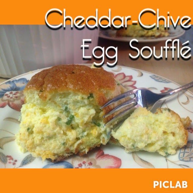 Katie's Farm: Cheddar-Chive Egg Souffle | Delicious Dinners | Pintere ...