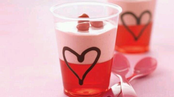 easy valentine drink recipes