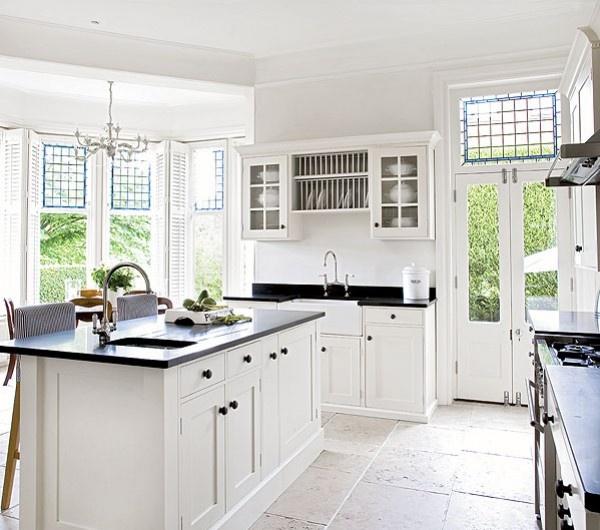 White country kitchen  Dream Kitchen  Pinterest