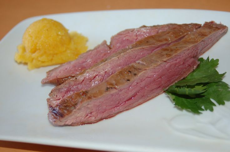 ... Caroline's Culinary Adventures: Lime and Beer Marinated Flank Steak