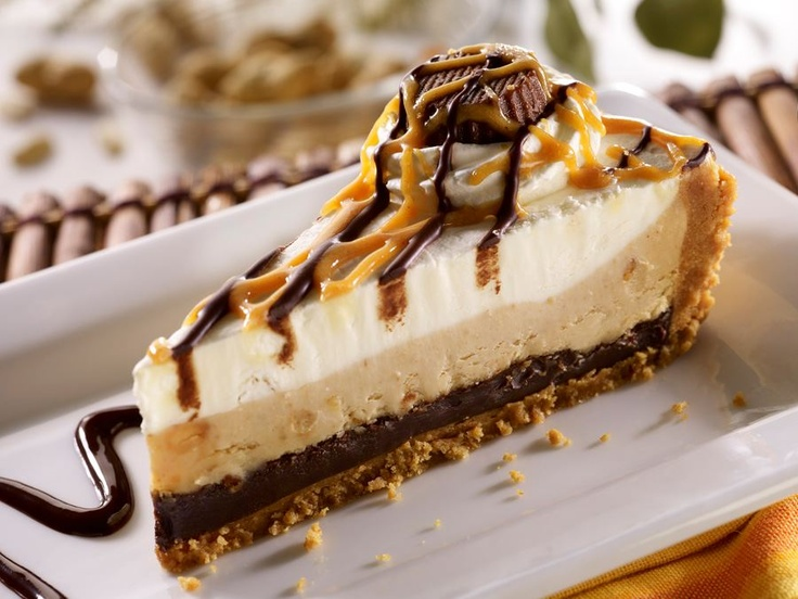 Chocolate Peanut Butter Pie | Food | Pinterest