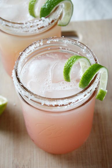 rhubarb margarita...i also like how some referred to it as a ...