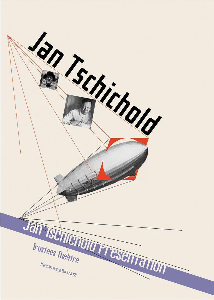 Jan Tschichold Poster by MMiliunas jpg  800  215 1120 Jan Tschichold Posters