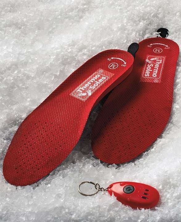 Make sure your feet stay extra toasty during the big game!
