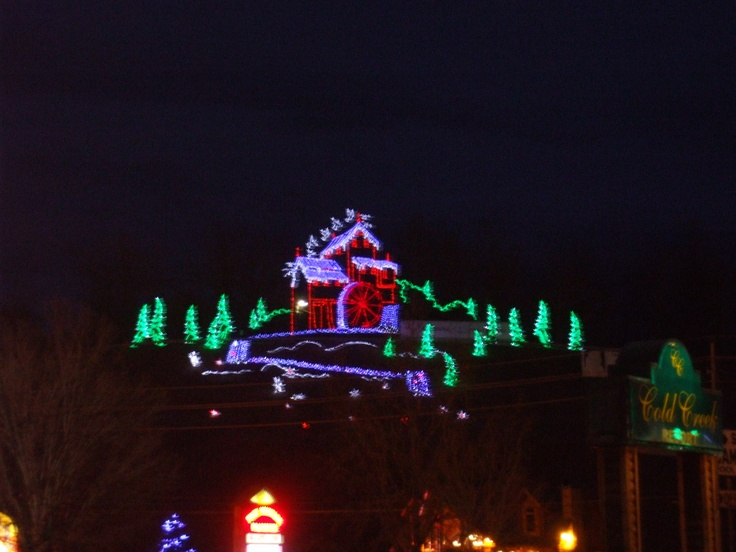Christmas Decorations In Pigeon Forge Tn : Christmas lighting in pigeon forge tn myideasbedroom