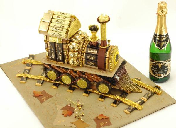 Подарок к дню железнодорожника 78