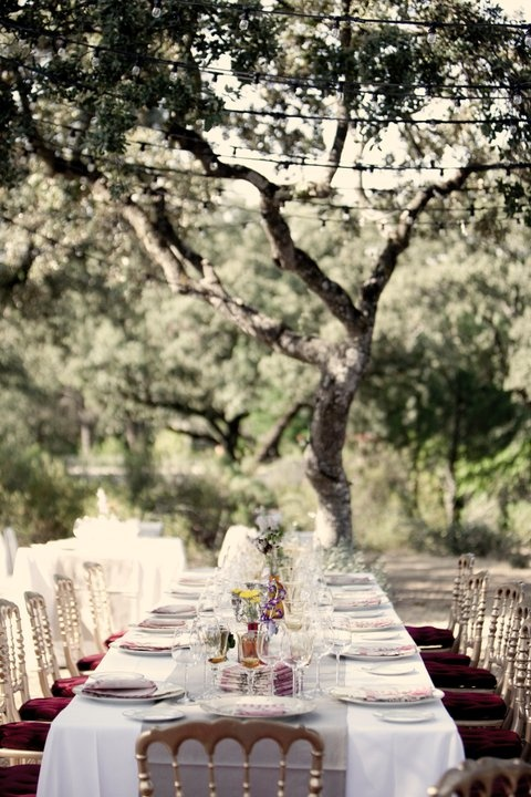 Decoracion Bodas Al Aire Libre ~ Decoraci?n boda al aire libre Boda de verano #weddingdecoration #
