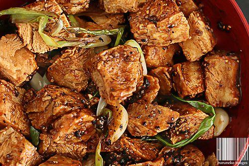 Black Pepper Tofu | If I had time... | Pinterest
