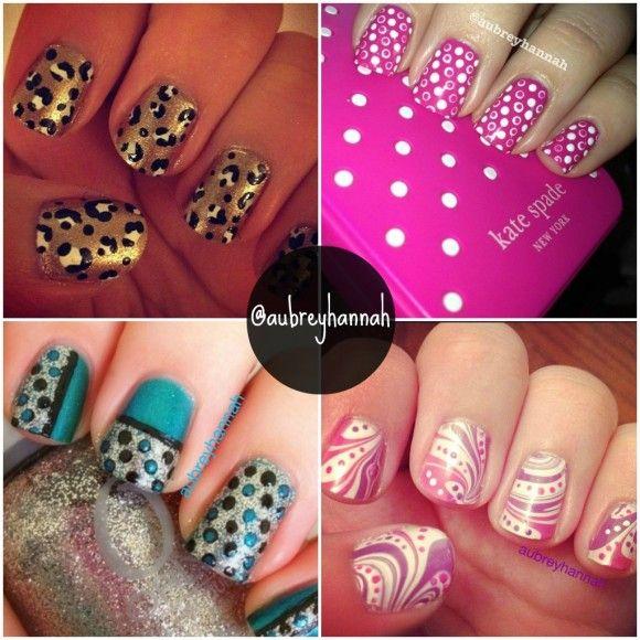 Instagram Nail Art!!!