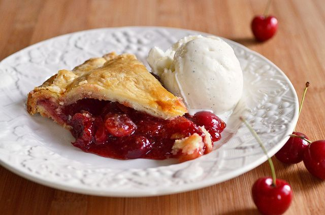 Sweet Cherry Pie. Our local Sam's was having one heck of a special on ...