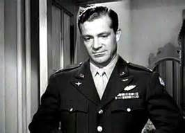Dana Andrews, always the looker. So very different to his brother ... Dana Andrews