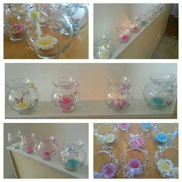 Easy and cheap baby shower centerpieces kid art gallery
