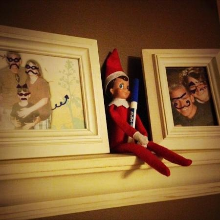 photos in our Elf on the Shelf photo contest or enter your own elf ...