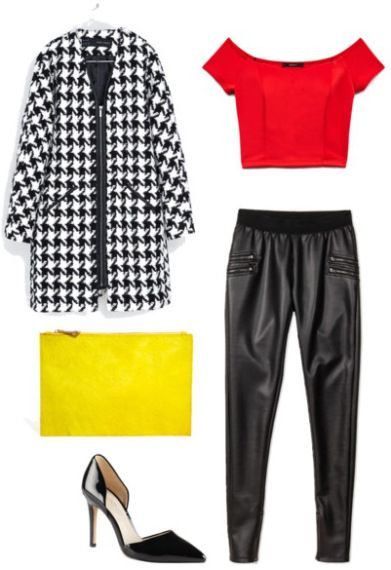 What to wear to a fashion show http://berrytrendy.com/2014/01/31/what-to-wear-to-a-fashion-show/