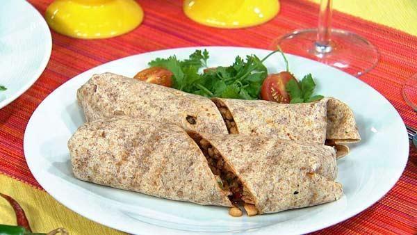 Tempeh Burrito Filling   Yummy Food   Pinterest: http://pinterest.com/pin/67905906855040435/