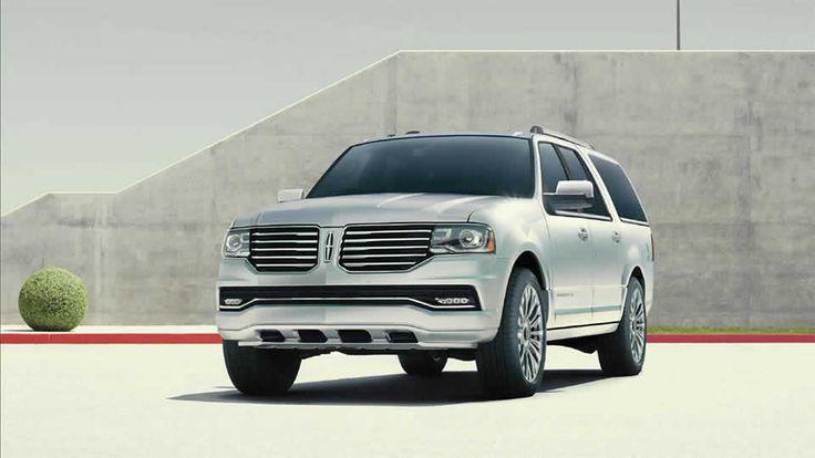 2015 Lincoln Navigator redesign changes | cars | Pinterest