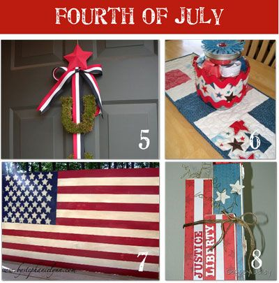 creative july 4th decorations