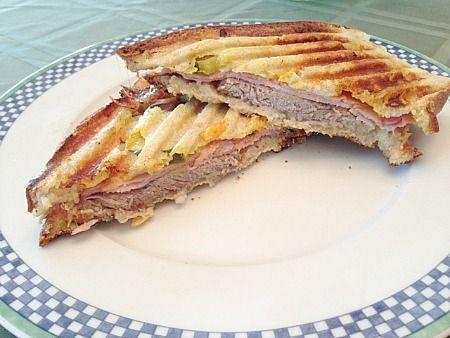 Cuban Panini | Burgers & Sandwiches | Pinterest