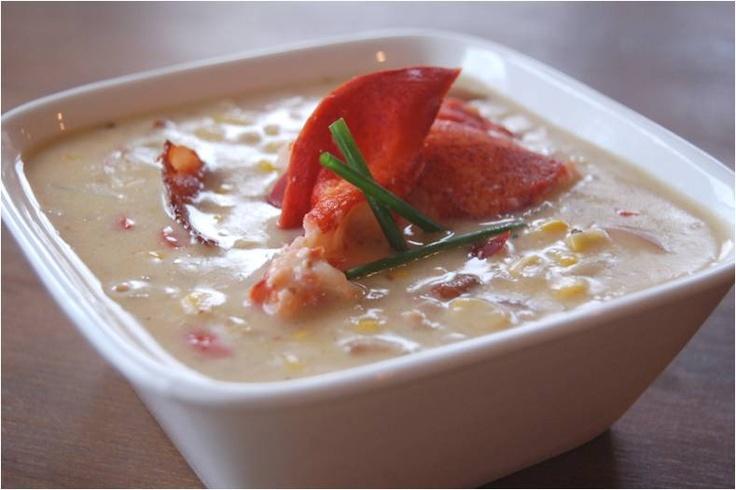 Lobster Chowder Clam Chowder | Soups & Stews | Pinterest
