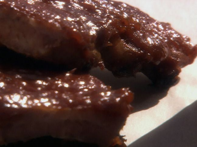 back ribs with orange ginger glaze steamy kitchen recipes the ribs ...