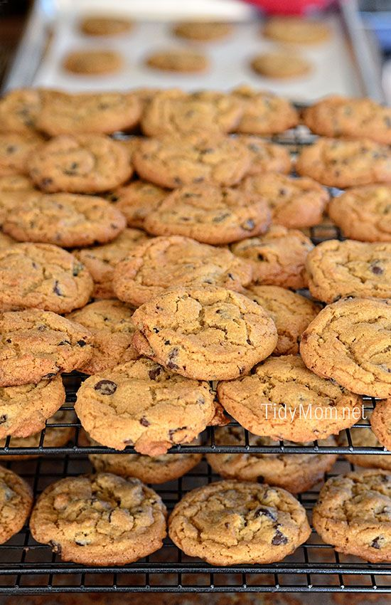 chocolate chip cookies chocolate chip cookies candied bacon chocolate ...