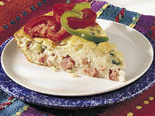 Impossibly Easy Ham 'n Swiss Pie - easy as pie - one of my all time ...