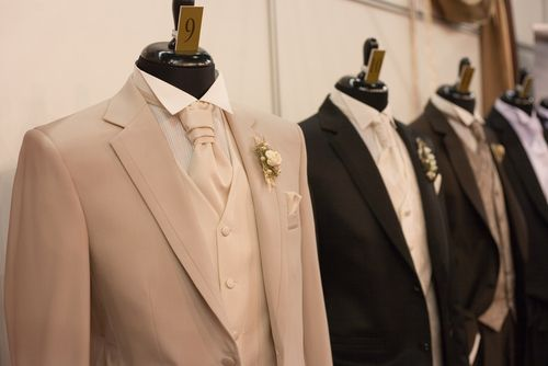 Fall Wedding Suits For Men