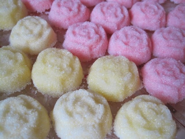 homemade sugar cubes | It's a girl! | Pinterest