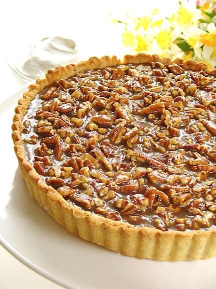 Pecan Praline Tart http://bit.ly/IbxC1F | My Favorite Foods | Pintere ...
