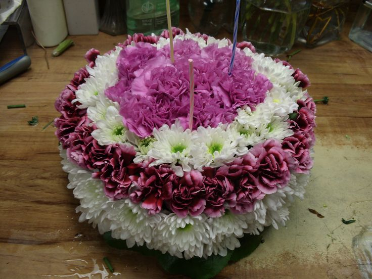 1800flowers fall birthday cake