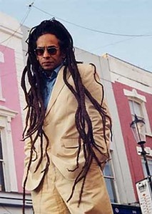 British-born, Jamaican filmmaker, DJ and Kings Road clothing store