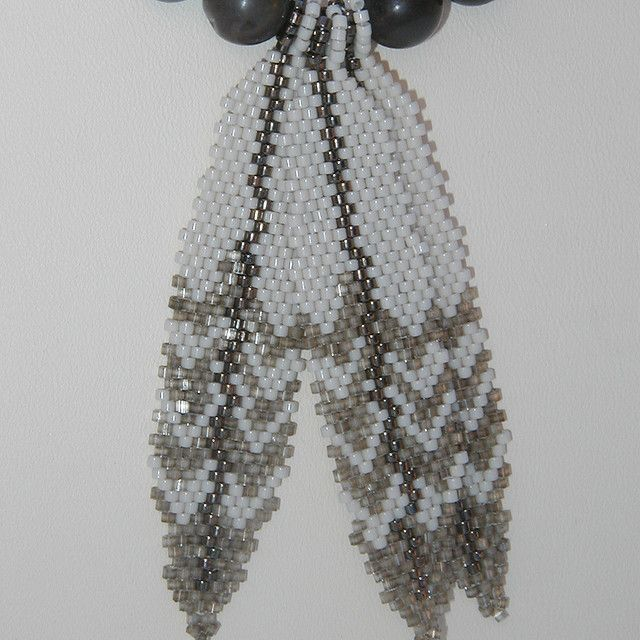 Beaded eagle feather images frompo