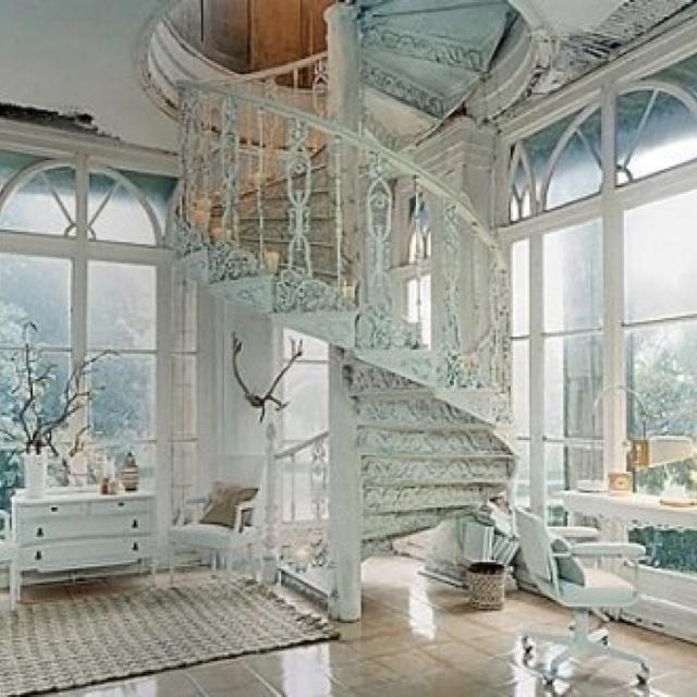 Best Beautiful Spiral Staircase Escaliers Escargot Pinterest 640 x 480