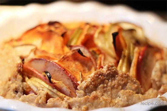 Rustic Apple & Sweet Potato Tart | Fruits & Veggies/Recipes | Pintere...