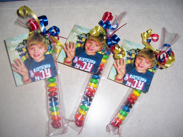 birthday treats for preschool class | birthday party ideas!
