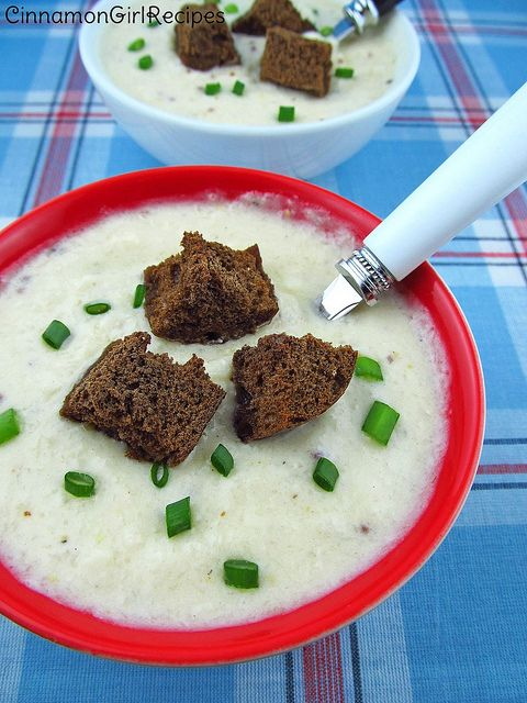 Cheddar Ale Soup With Pumpernickel Toast From 'Stewed' Recipes ...